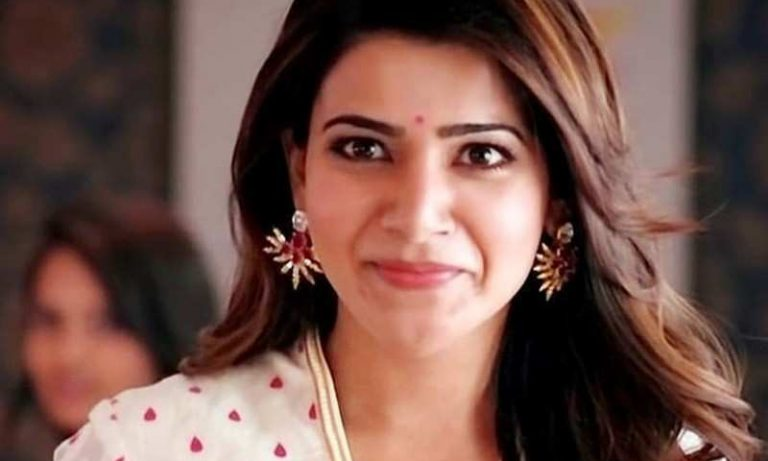 Samantha- I'm doing a bold role in The Family Man series