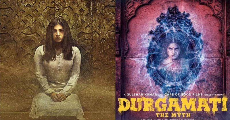 Durgamatitrailer - Fails to live up to the hype