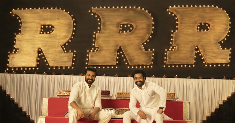 Diwali surprise from the team RRR