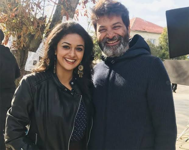 Keerthy Suresh likely to be Trivikram's choice for Tarak