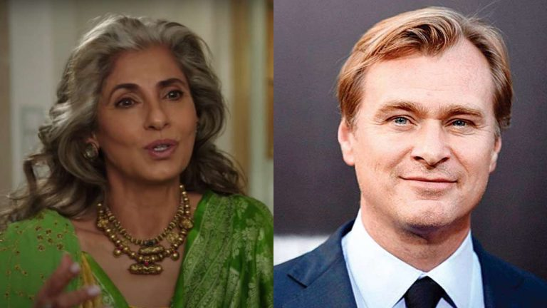 Christopher Nolan on why Dimple Kapadia was important for 'Tenet'