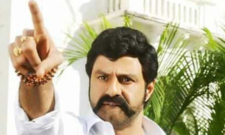 Balayya has two options for his next?