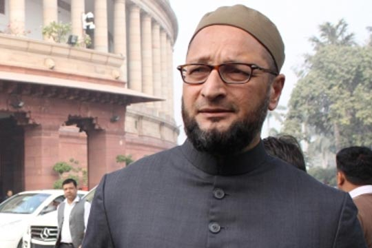 Owaisi's AIMIM to contest urban local body polls in MP