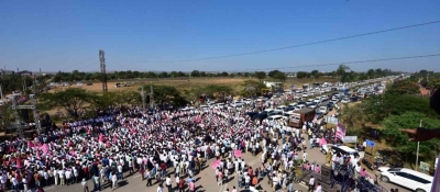With successful shutdown, TRS tries to score political point