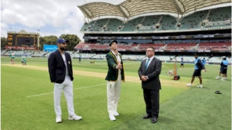 Adelaide Test: India opt to bat against Australia (Toss)