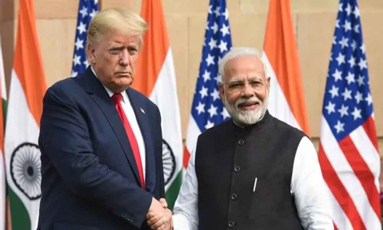 Trump awards highest military decoration of US to Modi