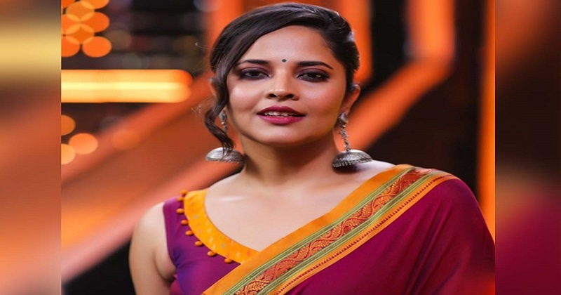 Anasuya slams all rumors about her next Tamil film