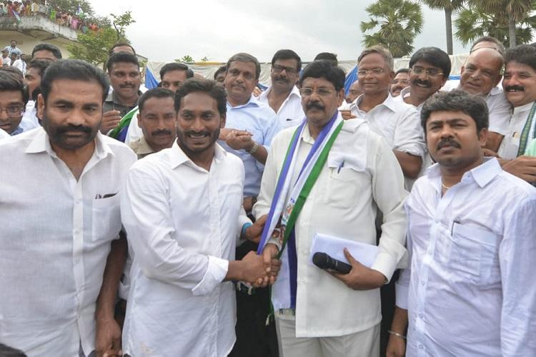 Anam family creates a stir in Nellore politics