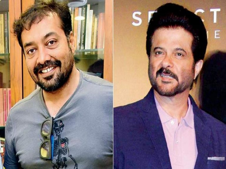 Anurag Kashyap trolls Anil Kapoor, actor replies