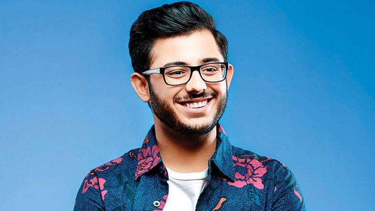 Top YouTuber CarryMinati to debut with Ajay Devgn's MayDay