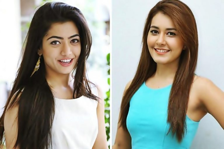 Raashi Khanna Replaces Rashmika Mandanna in this Big Budget Movie
