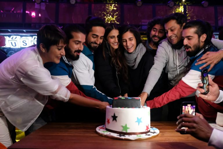 It's a wrap for Chandigarh Kare Aashiqui