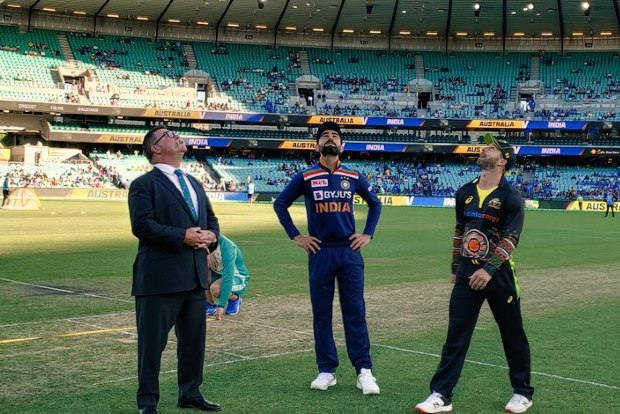 India opt to bowl against Australia in 2nd T20I (Toss)