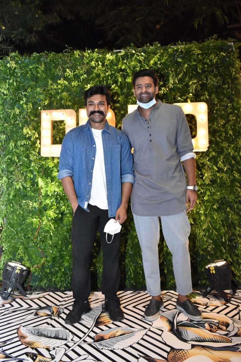 Producer Dil Raju's star-studded 50th birthday bash