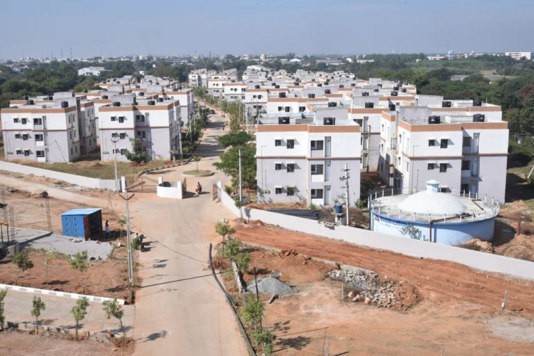 KCR to inaugurate 10,000 dignity homes in Siddipet