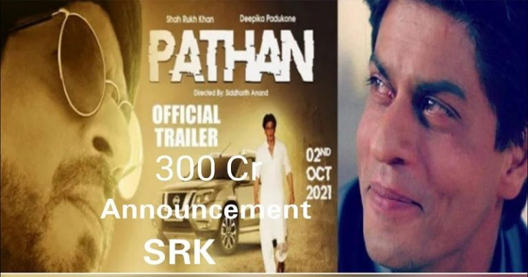 SRK's big announcement of Pathan's first look on this date