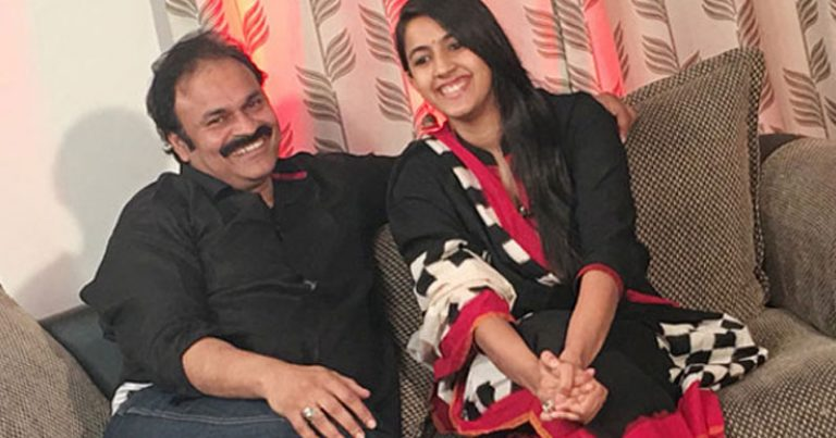 Naga Babu to host Niharika's reception in Hyderabad