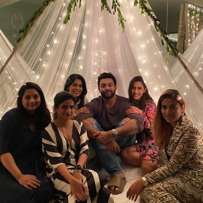Niharika Konidela's good times with fam