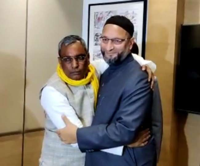 AIMIM chief Asaduddin Owaisi looks to extend base in UP 2022 elections