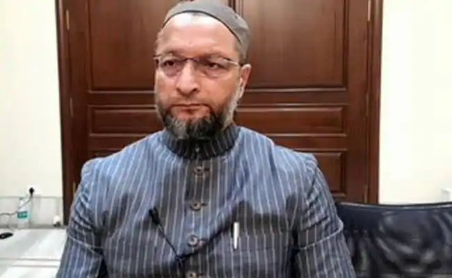 Asaduddin Owaisi says will change name to Bhagya Raj Tripathi, if BJP wins