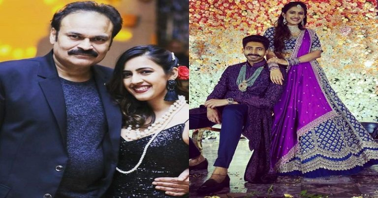 Naga Babu hires private jets for Niharika's wedding