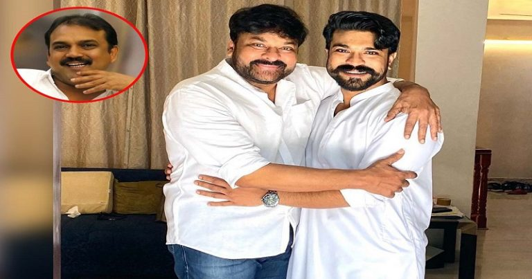 Not Chiru but Charan becomes a headache for Koaratala Siva