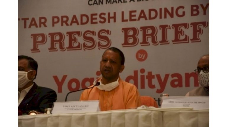 Yogi promises world class film city, opens doors for investment