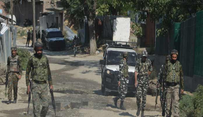 4 Lashkar Militants Killed in Kashmir Encounter