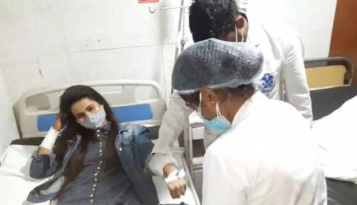 BJP MP's Daughter-In-Law Attempts Suicide