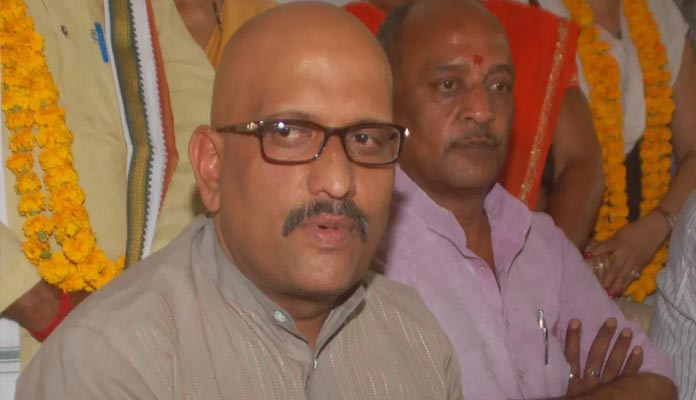 Ex-Cong MLA Alleges Threat From Jailed Mafia Don Ansari