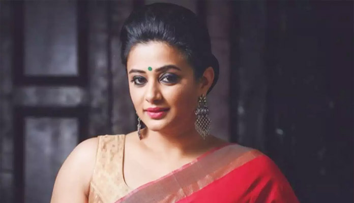 Priyamani To star in Web series 'His Storyy
