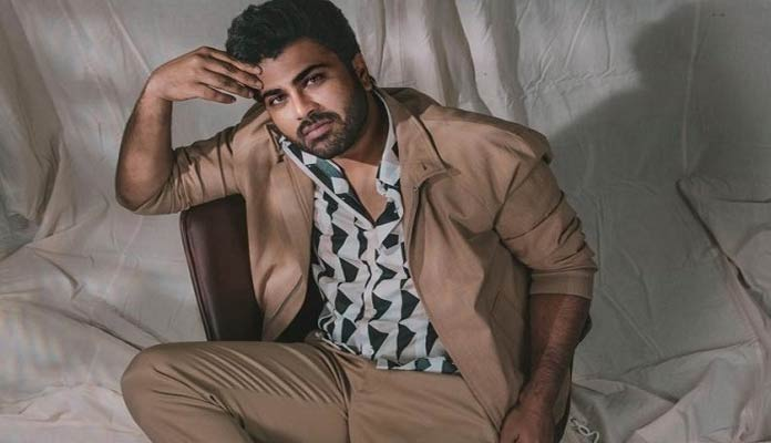 Sharwanand's 30 Film Titled As