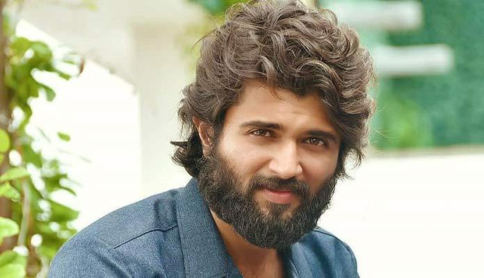 Special song on Vijay Devarakonda in Liger