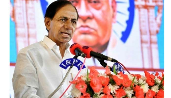 Will fight in all for a to protect rights over Krishna water: Telangana CM