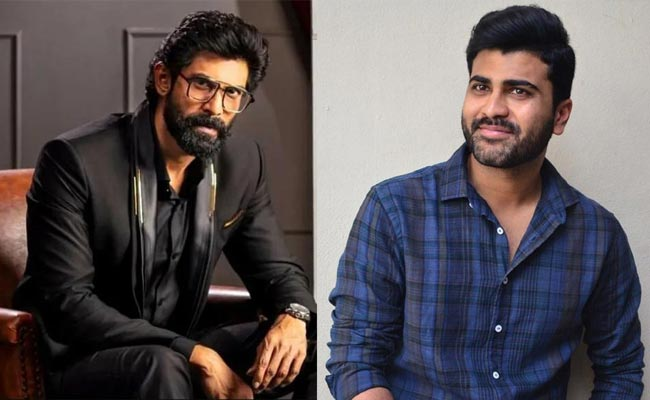 Rana-Sharwanand to thrill with a multi starrer