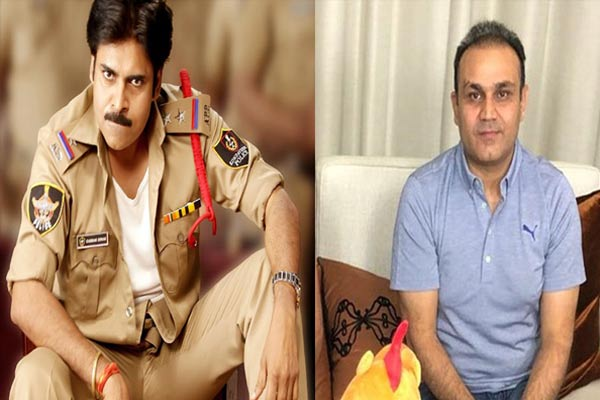 Shewag shows Power Star's power