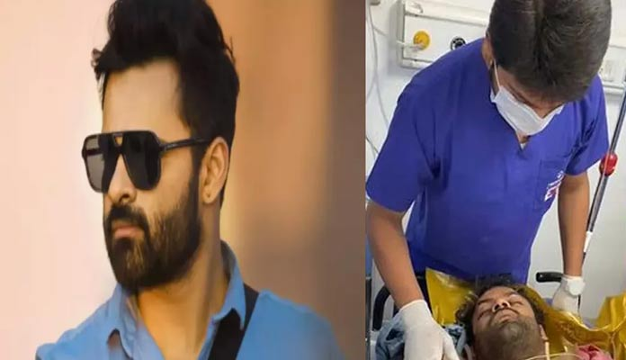 Surgery to be performed on Sai Dharam Tej