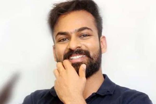 Vaishnav Tej signing a biggie