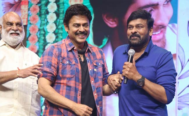 Chiranjeevi hurt by a director?