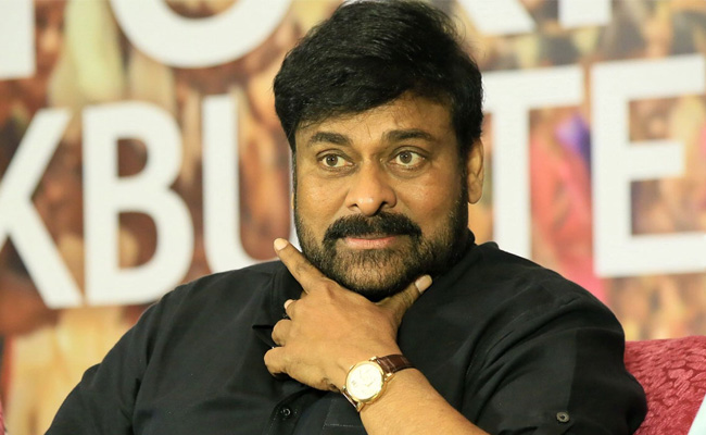 Chiranjeevi's tough stand against OTTs