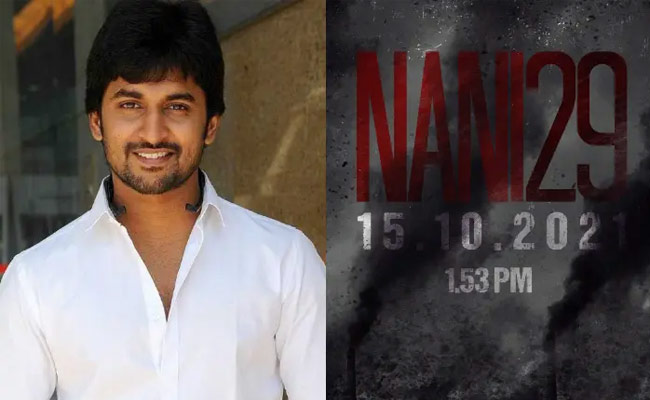 Nani's 29 on cards: Is this the title?