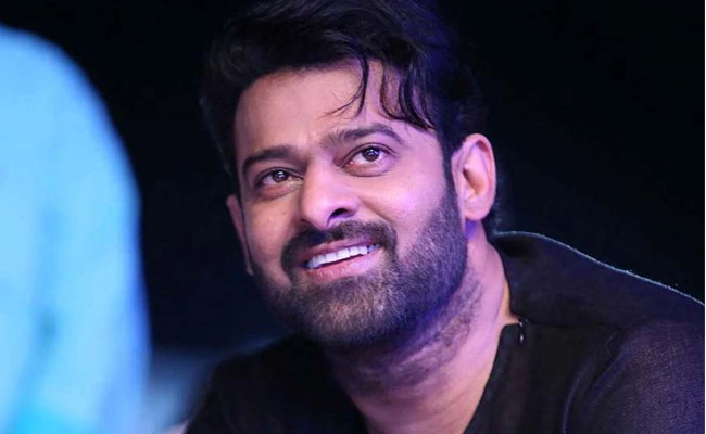 Prabhas Lining Up Action Entertainer With Bollywood Producer