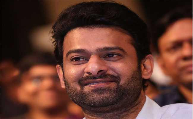 Prabhas talks about his share