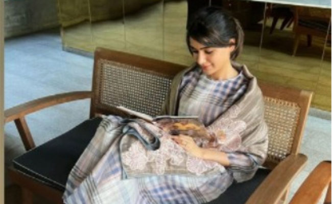 Samantha Gets A Shock From The Court, Enjoys Vacations